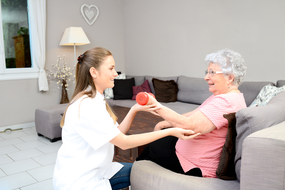 home health care - patients with mobility issues