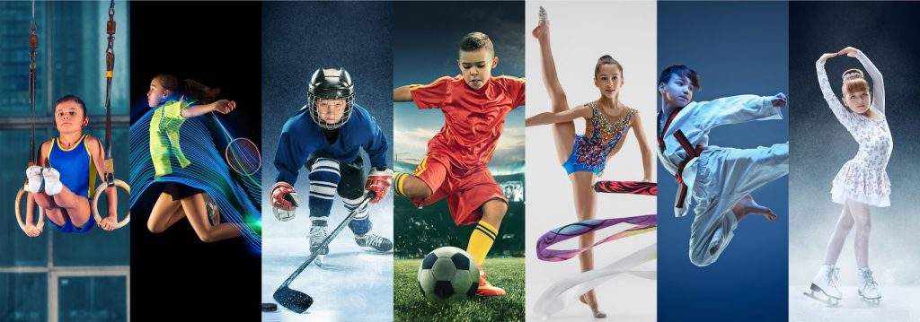youth sports - sports injuries when raising an athlete