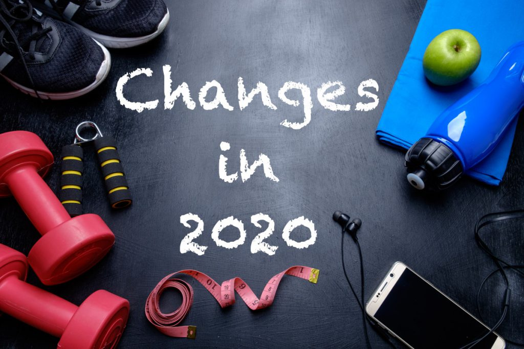 Physical therapy - changes in 2020