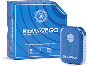 BioWave Go Pain Relief Technology