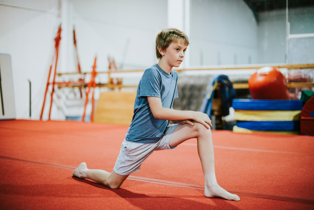 young athletes - physical therapy
