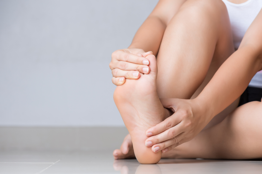 support your feet - strengthen your feet